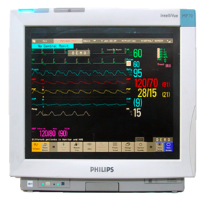 IntelliVue MP70 Monitor